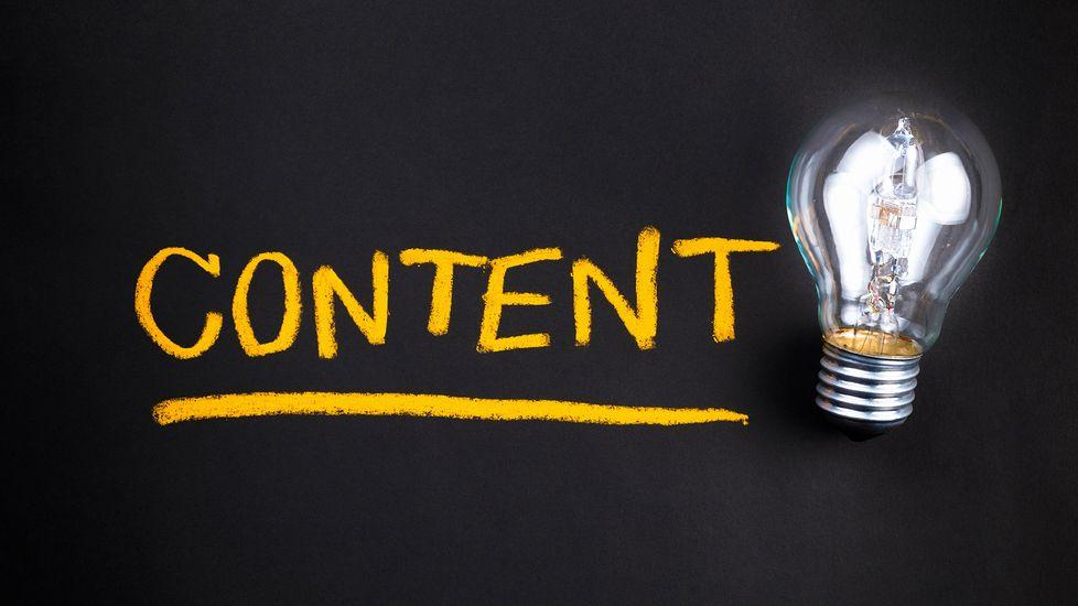 Email Marketing Strategy Tip1: Content is the King